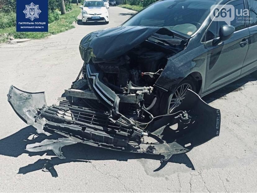 21142696841039807430133395592531617639386837n 60e7fabc57359 - В Заводском районе легковой автомобиль врезался в фургон, - ФОТО