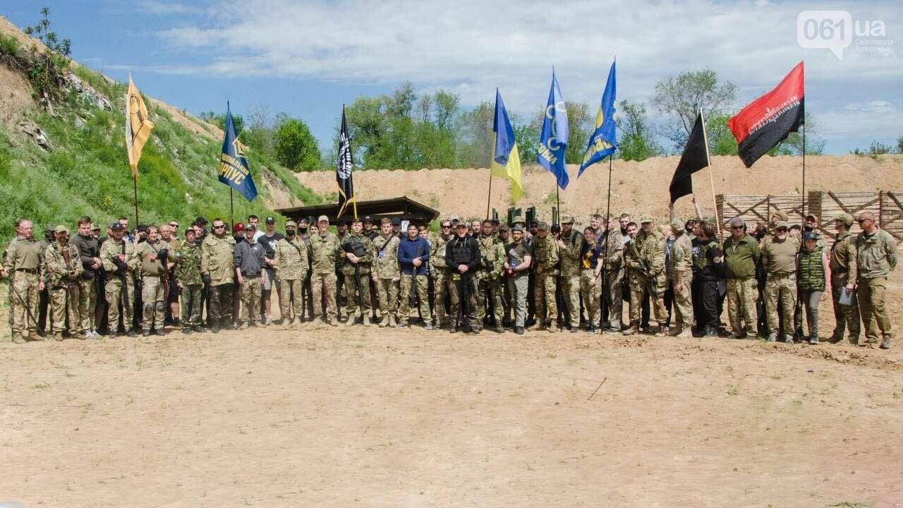 Максим Зайченко: «Ветераны готовы стать основой территориальной обороны», фото-2