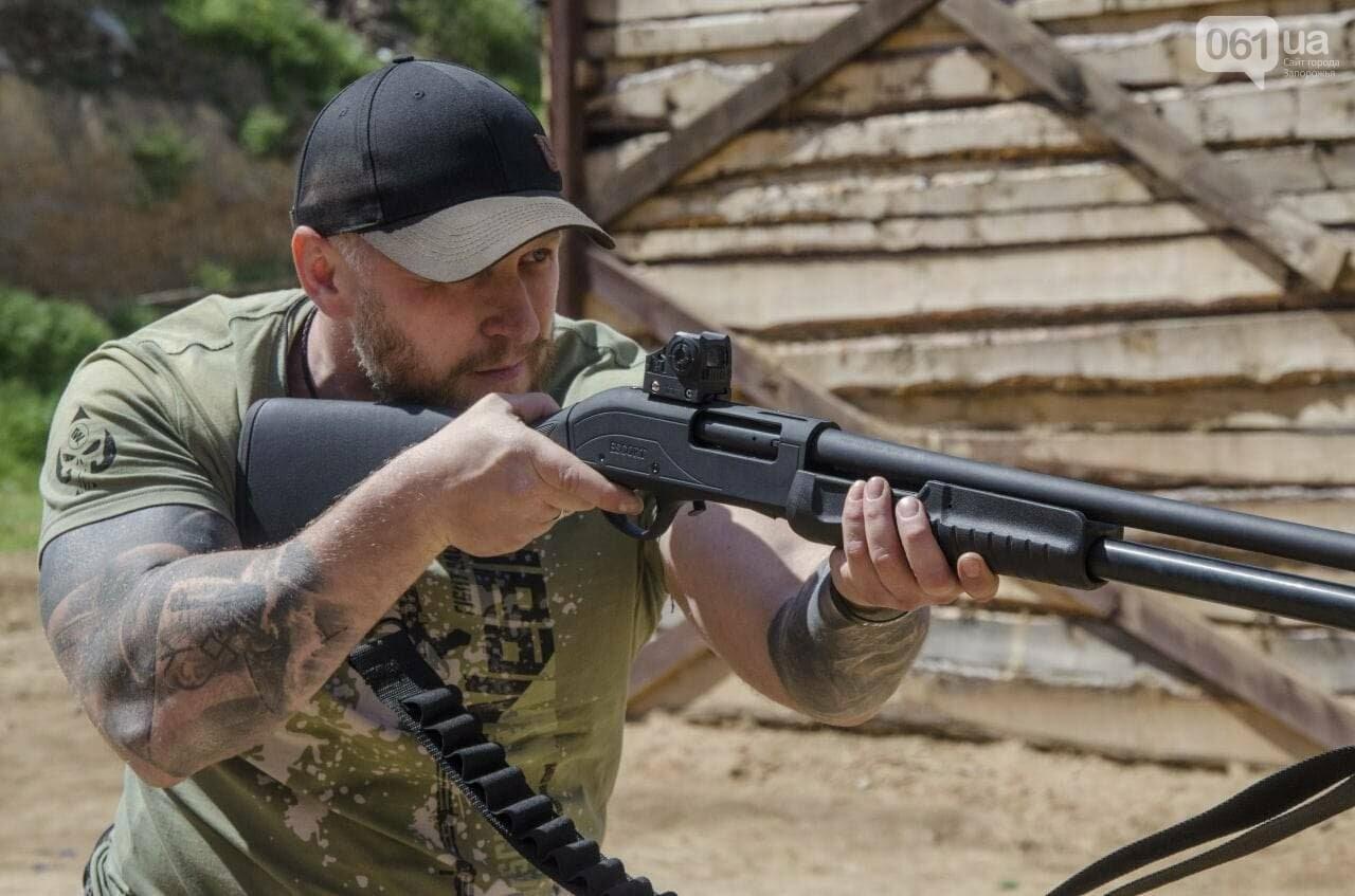 Максим Зайченко: «Ветераны готовы стать основой территориальной обороны», фото-3