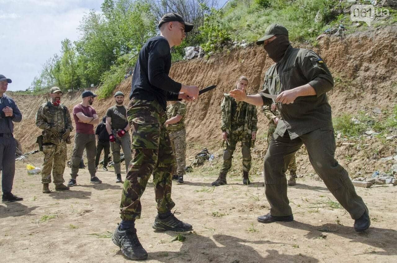 Максим Зайченко: «Ветераны готовы стать основой территориальной обороны», фото-4