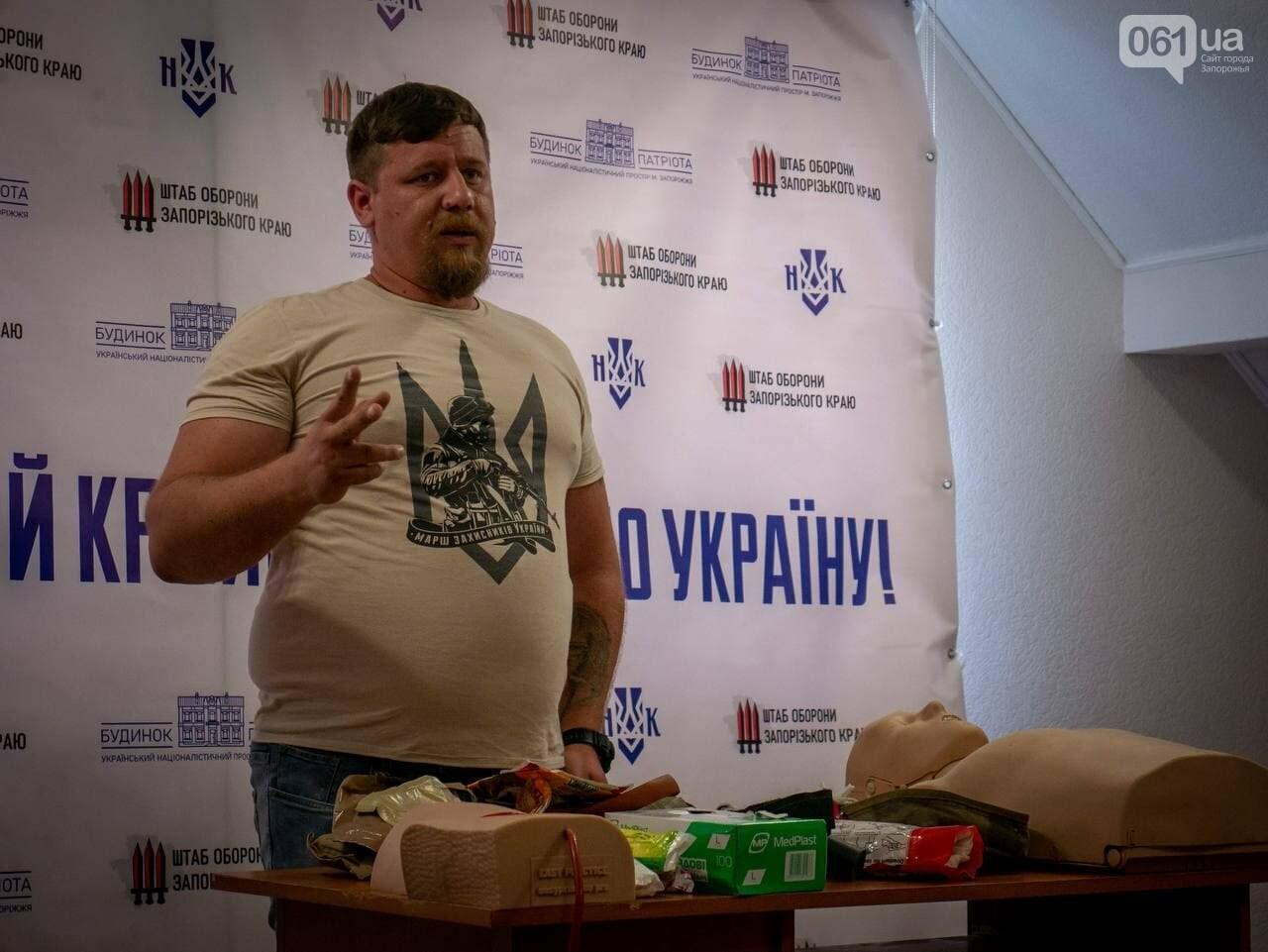 Максим Зайченко: «Ветераны готовы стать основой территориальной обороны», фото-5