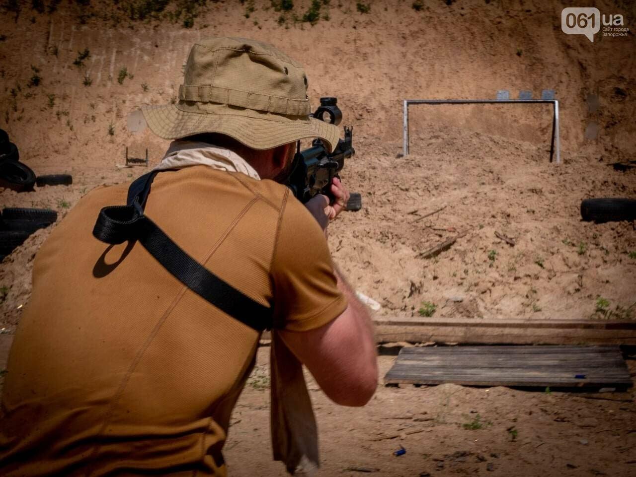 Максим Зайченко: «Ветераны готовы стать основой территориальной обороны», фото-8