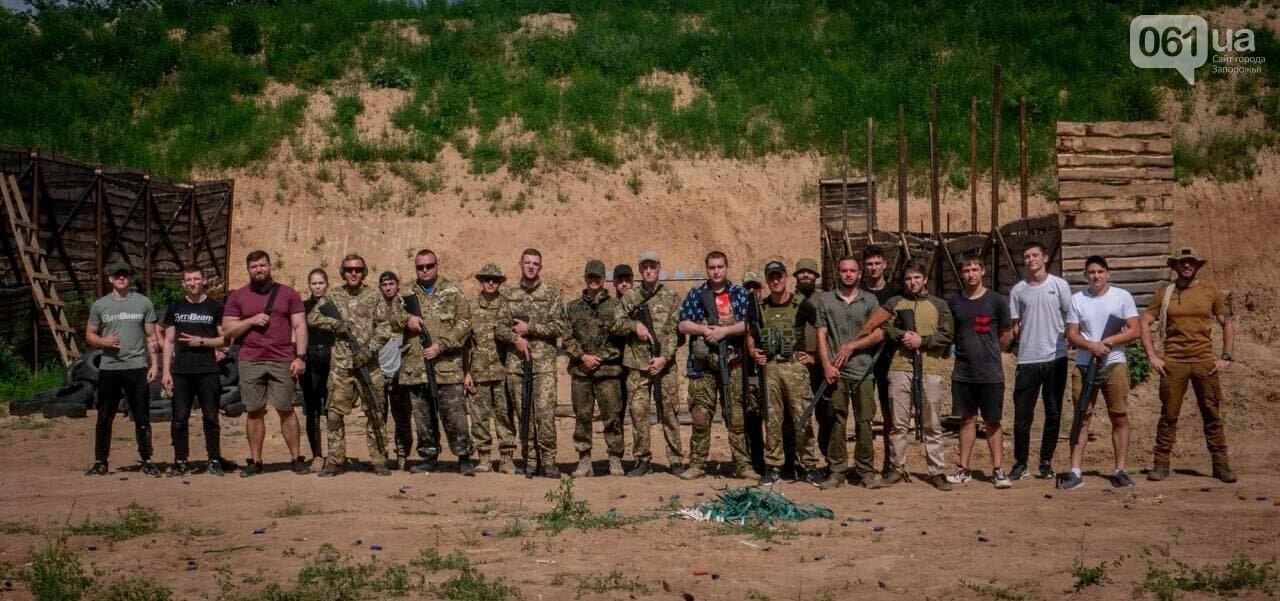 Максим Зайченко: «Ветераны готовы стать основой территориальной обороны», фото-9