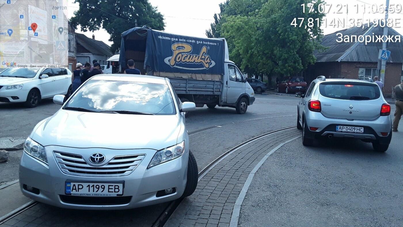 В Запорожье инспекторы по парковке на выходных вынесли 80 штрафов водителям , фото-1