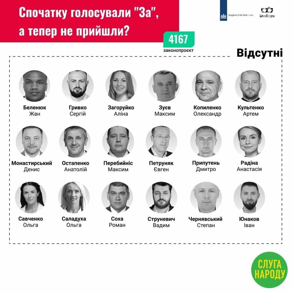 Стало известно, как голосовали запорожские нардепы за законопроект об уменьшении промышленного загрязнения, фото-2