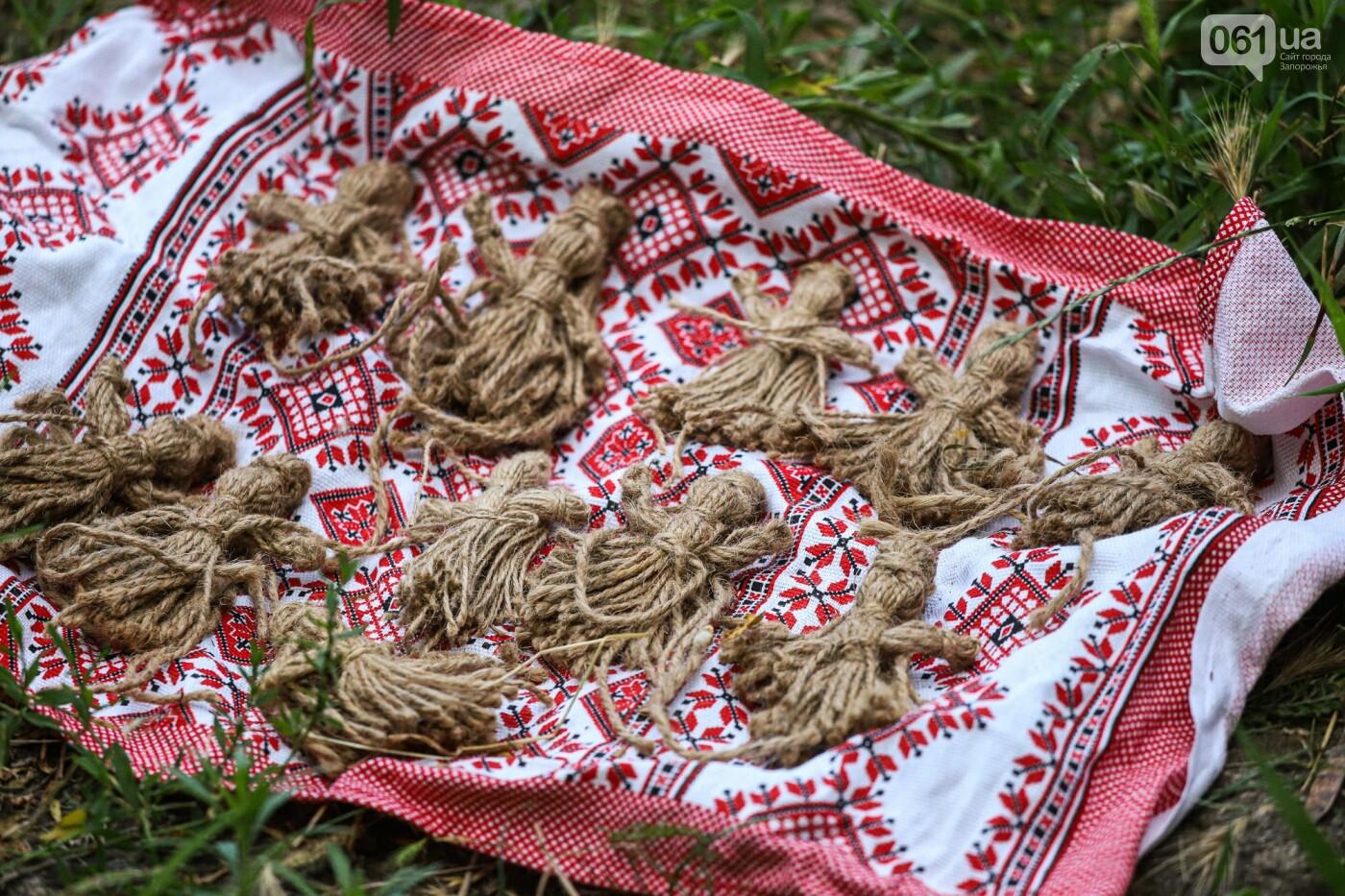 Огонь и дубовые венки: как на Хортице отметили праздник Перуна, - ФОТОРЕПОРТАЖ, фото-7