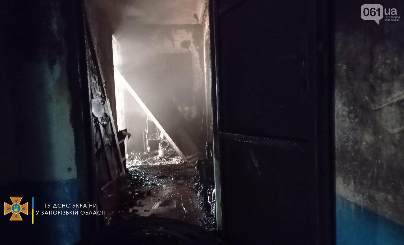 img20210803175303result 610a3d301377f - В Шевченковском районе 19 спасателей тушили пожар в девятиэтажке, - ФОТО