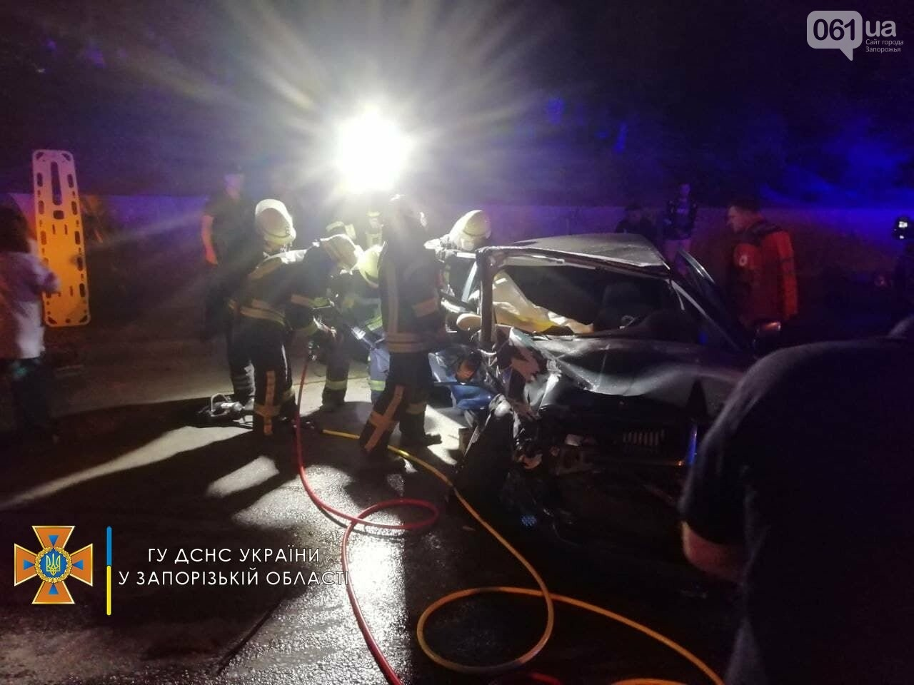 photo2021 09 0920 34 13result 613affb1bf1e6 - В ДТП на Космической пострадали 6 человек, одну из пассажирок зажало в авто