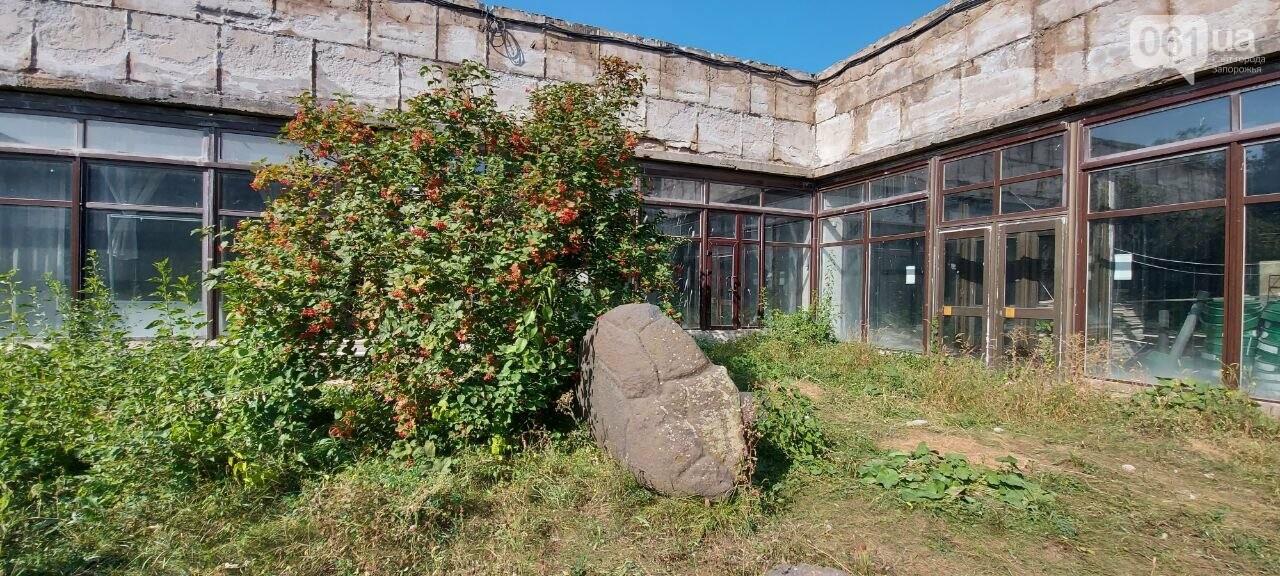 В Музее истории запорожского казачества появится стеклянная крыша и локация для международных конференций, фото-2