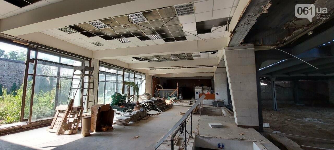 В Музее истории запорожского казачества появится стеклянная крыша и локация для международных конференций, фото-10