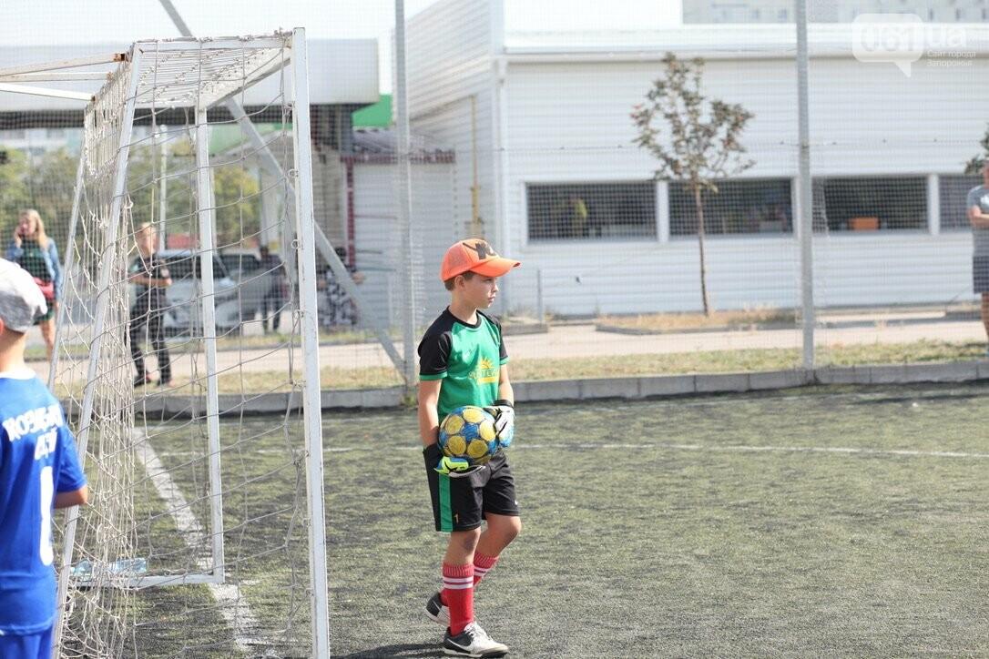 В Запорожской области стартовал региональный этап масштабного Всеукраинского турнира по футболу среди детей «Кубок единства-2021», фото-8