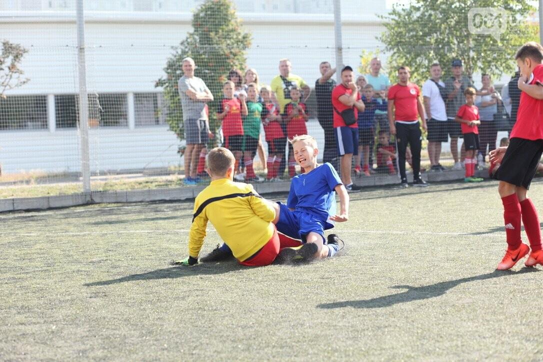 В Запорожской области стартовал региональный этап масштабного Всеукраинского турнира по футболу среди детей «Кубок единства-2021», фото-12