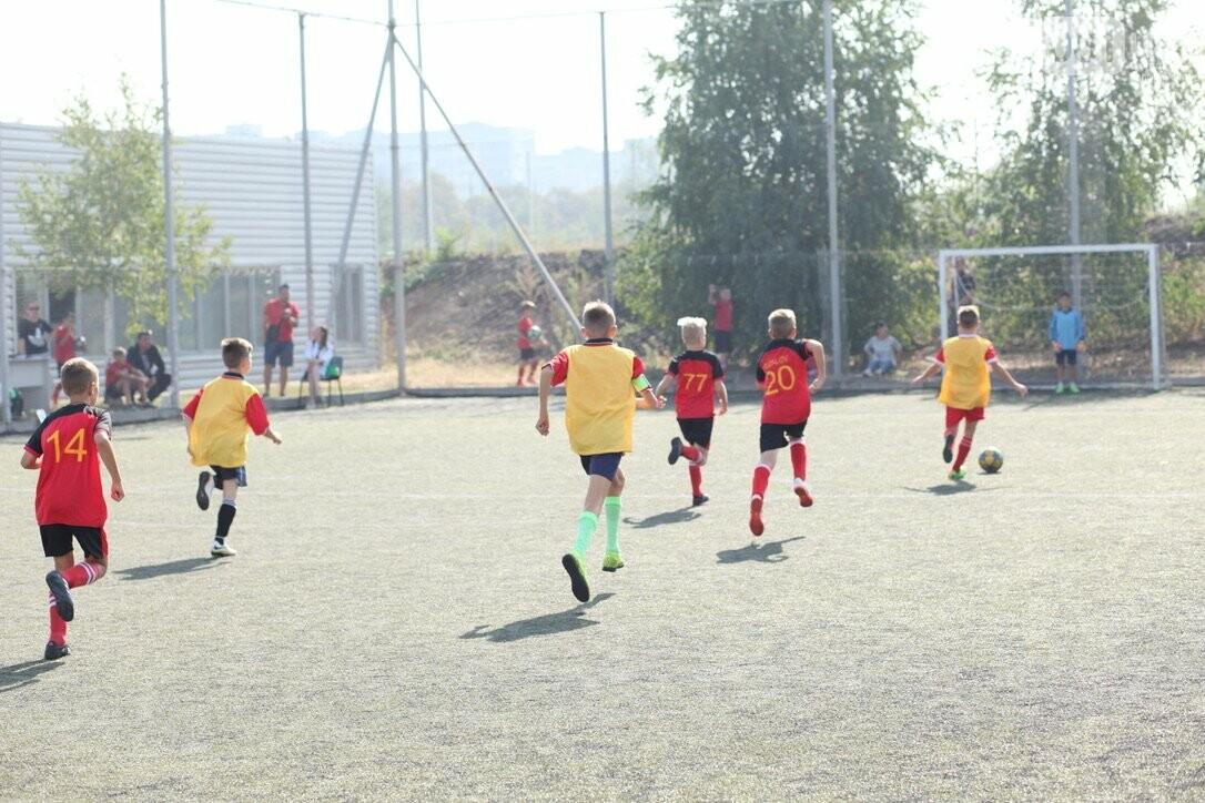 В Запорожской области стартовал региональный этап масштабного Всеукраинского турнира по футболу среди детей «Кубок единства-2021», фото-11
