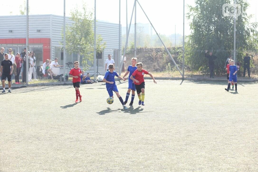В Запорожской области стартовал региональный этап масштабного Всеукраинского турнира по футболу среди детей «Кубок единства-2021», фото-10