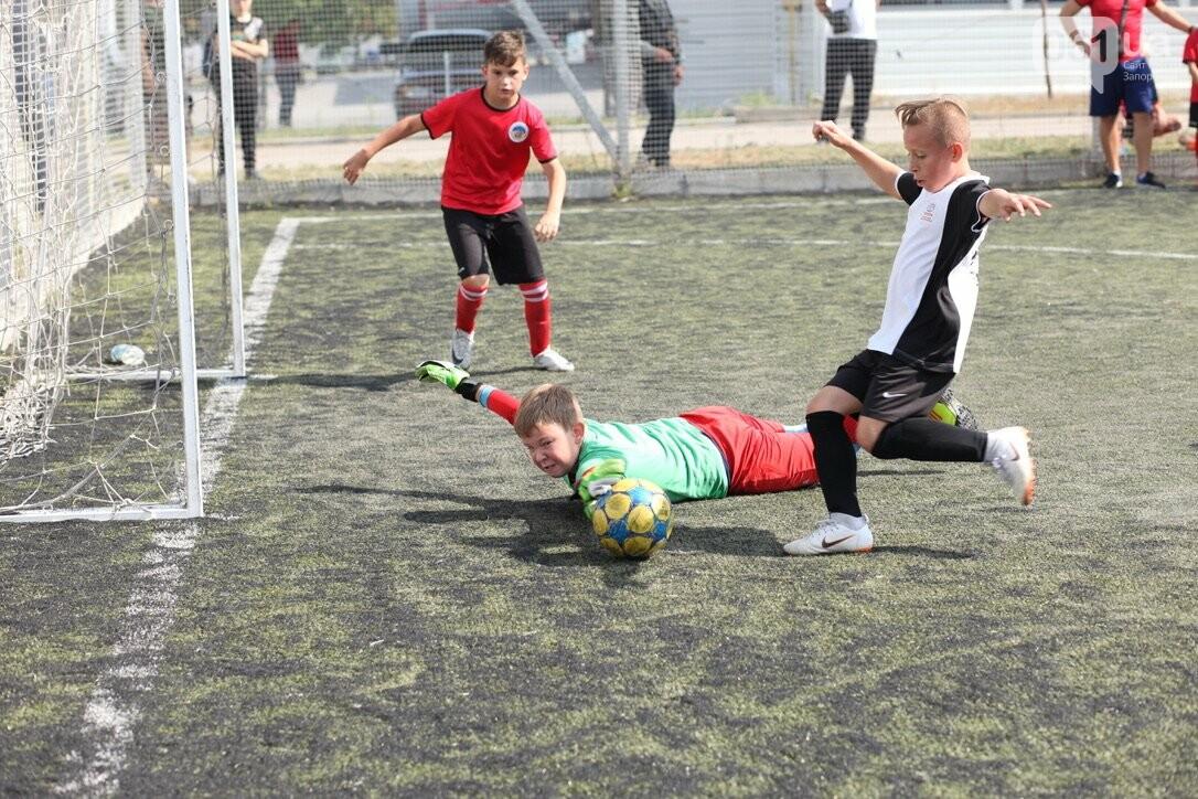 В Запорожской области стартовал региональный этап масштабного Всеукраинского турнира по футболу среди детей «Кубок единства-2021», фото-7