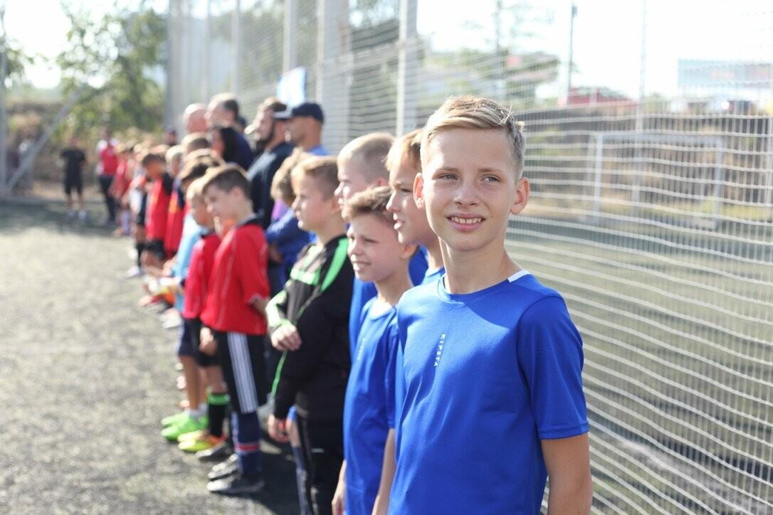 В Запорожской области стартовал региональный этап масштабного Всеукраинского турнира по футболу среди детей «Кубок единства-2021», фото-1