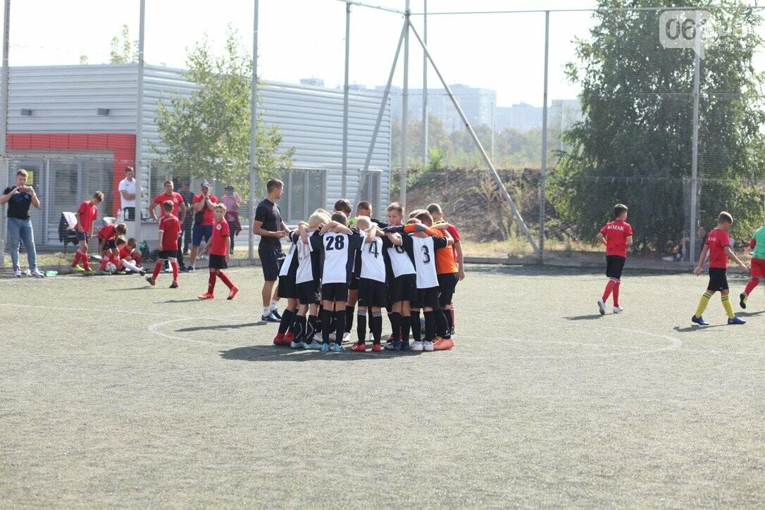 В Запорожской области стартовал региональный этап масштабного Всеукраинского турнира по футболу среди детей «Кубок единства-2021», фото-3