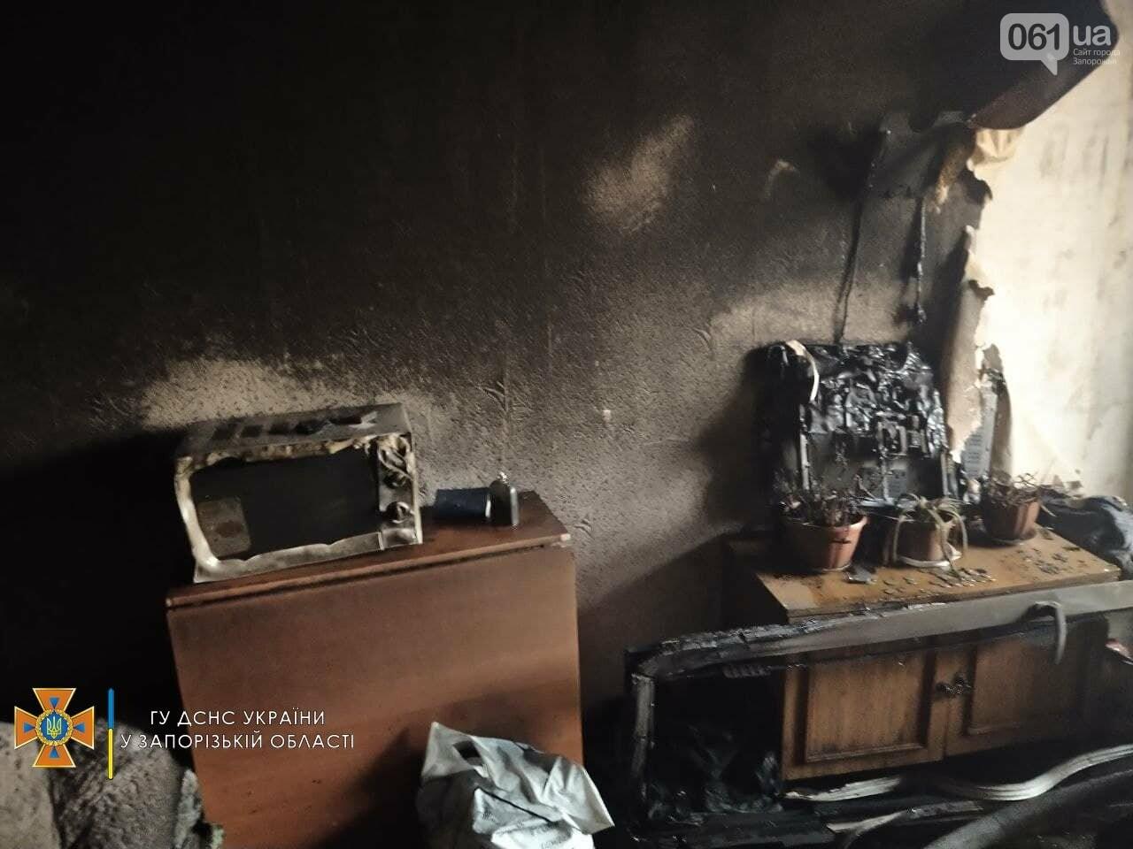 photo2021 09 1210 14 31result 613dd238c8f37 - В Запорожье 18 спасателей тушили пожар в девятиэтажке, - ФОТО