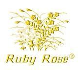 Логотип - Оптовый склад косметики и товаров для наращивания ногтей «Ruby Rose»