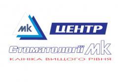 Логотип - Центр стоматологии «МК»