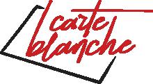 Логотип - Carte Blanche, рекламно-производственная компания