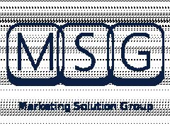 Логотип - Marketing Solution Group, рекламное агентство Запорожья