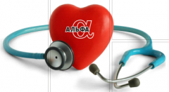 Логотип - Альфа Медтехника