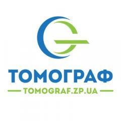 Логотип - Сервис «Томограф Запорожье»