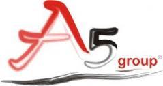 Логотип - A5group, рекламное агентство