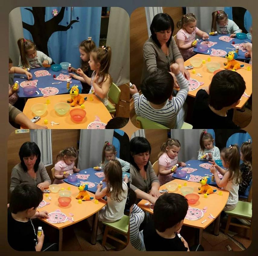 ДЦ Капи Тоша в Запорожье, Детский центр развития в Запорожье, Мини сад в Запорожье, Центр развития для детей в Запорожье