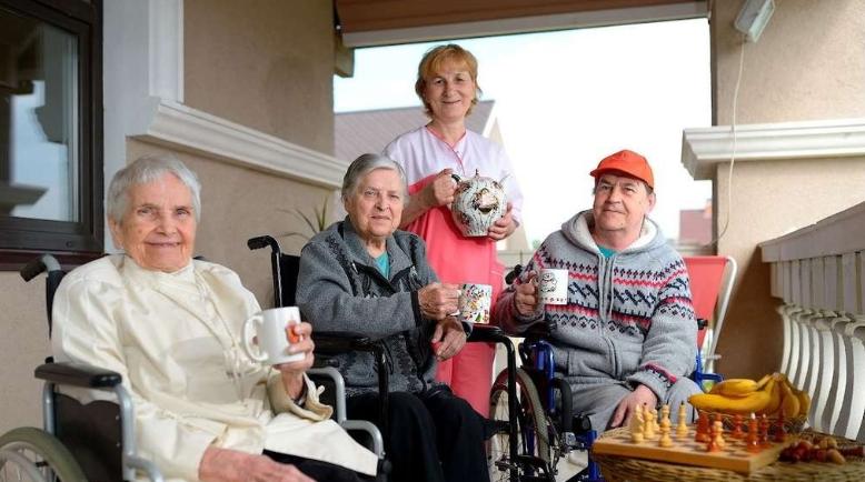 Запорожье пансионаты для пожилых людей доплата за вредные условия труда челябинская область дом престарелых
