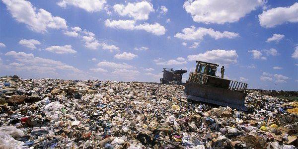 В Васильевке планируют начать строительства мусорного полигона