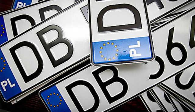 Запорожцы попросят Зеленского отменить штрафы за еврономера