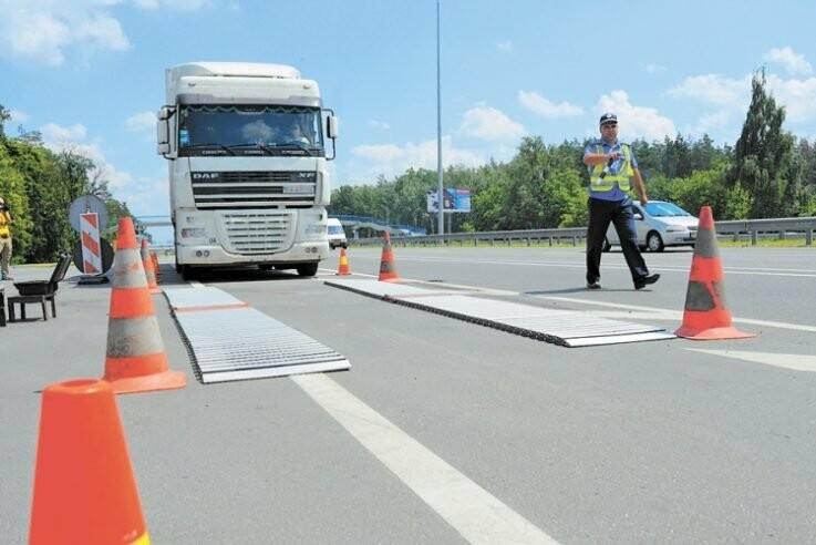 В Запорожской области откроют три новых комплекса габаритно-весового контроля