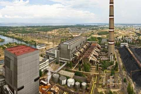 В СБУ заявили об угрозе энергетической безопасности Украины из-за ненадежной работы Запорожской ТЭС