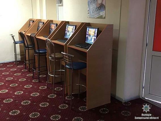 В трёх районах Запорожья закрыли 5 залов с игровыми автоматами, - ФОТО, фото-4