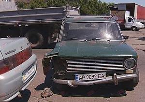 В Бердянске два ВАЗа не поделили дорогу, - ФОТО, фото-2