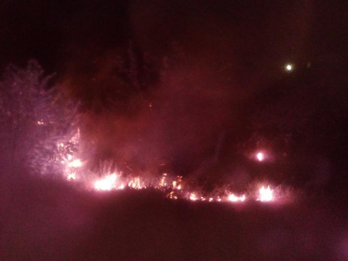 В центре Мелитополя случился пожар, - ФОТО, фото-1