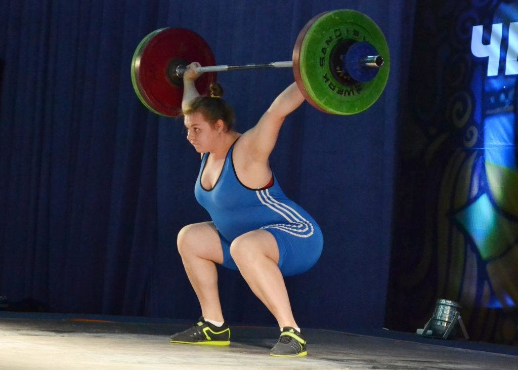 Запорожские тяжелоатлеты-юниоры вошли в пятерку мирового первенства, - ФОТО, фото-4