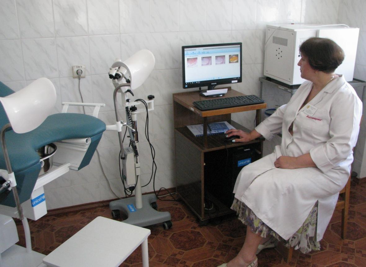 «Клиника дружественная к молодежи» пополнилась новой компьютерной техникой при финансовой поддержке мецената Александра Богуслаева, фото-1