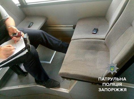 В Запорожье трое ограбили мужчину и попытались скрыться на троллейбусе, - ФОТО, фото-4
