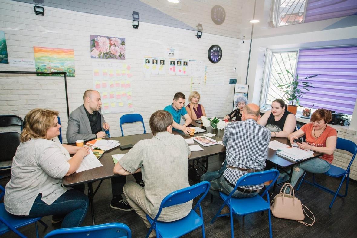 В Запорожье людей с инвалидностью приглашают научиться бизнес-навыкам, фото-1