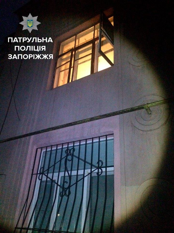 В Запорожье ребенок выпал со второго этажа, - ФОТО, фото-2