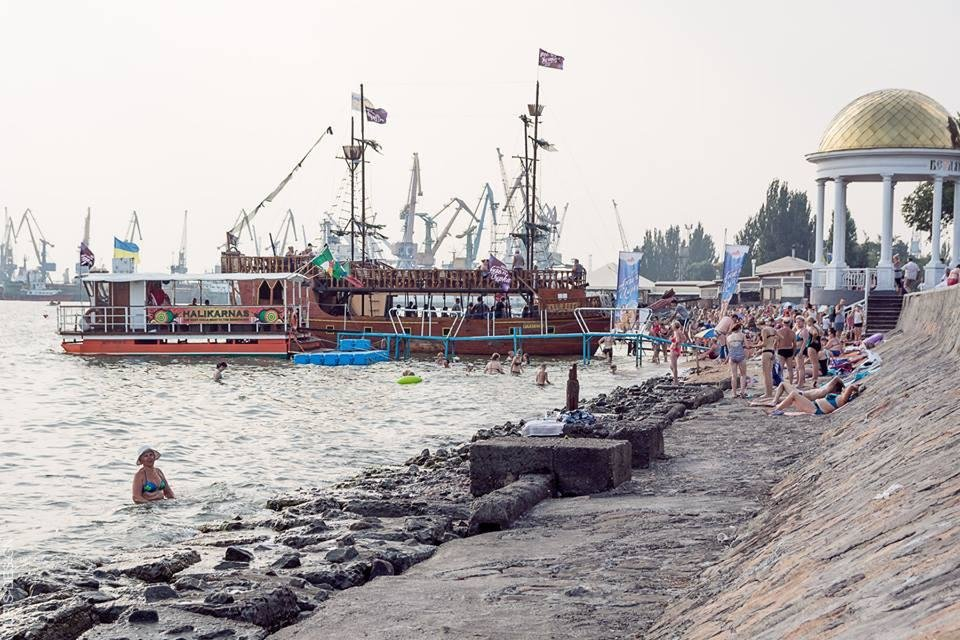 Поехали! Солнечный Бердянск зовет всех к Азовскому морю (ФОТО), фото-5