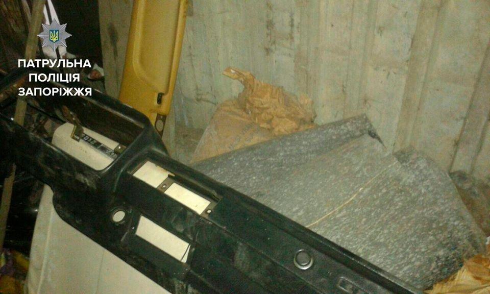 В Запорожье женщина обнаружила в своем гараже троих воров, - ФОТО, фото-1