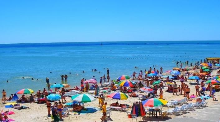 Благодаря шторму, пляжи Азовского моря вновь стали чистыми, - ФОТО, фото-4
