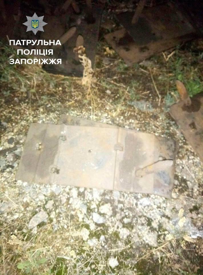 В Запорожье бывший сотрудник железной дороги, будучи пьяным, разбирал железнодорожные пути, - ФОТО, фото-3