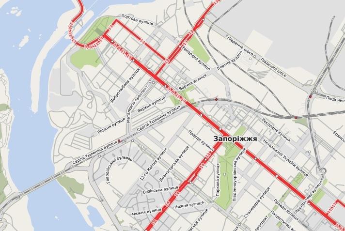 Учёные ЗНТУ провели исследование городских пассажирских транспортных потоков в рамках проекта «Запорожье научное» под патронатом мецената..., фото-4