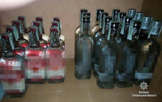 Запорожские полицейские изъяли из незаконной торговли 921 литр пива, - ФОТО, фото-1