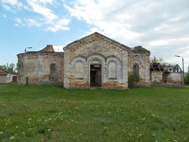 В Запорожской области хотят восстановить разрушенный 145-летний храм, - ФОТО, ВИДЕО, фото-3
